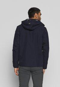 Icepeak - ALTAMONT - Outdoor jacket - dark blue - 2
