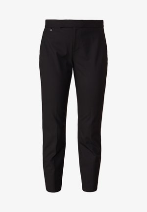 SUITING  PANT - Kangashousut - black