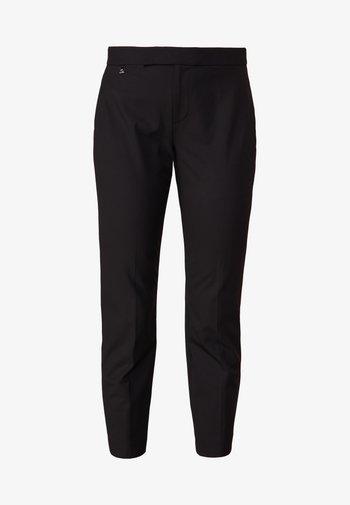 SUITING  PANT - Kalhoty - black