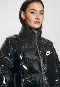 Nike Sportswear - ICON CLASH - Winter jacket - black/white - 4