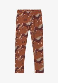 Walkiddy - Leggings - Trousers - braun - 2