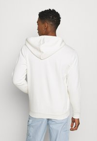 adidas Originals - ADICOLOR 3-STRIPES FULL-ZIP NO-DYE HOODED TRACK TOP - Mikina na zip - non-dyed - 2