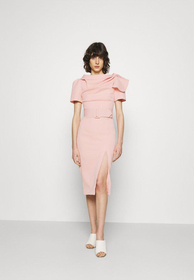 THE DAY BREAK DRESS - Shift dress - pink