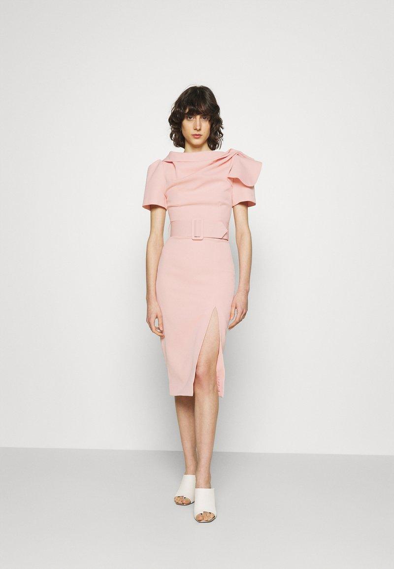 Mossman - THE DAY BREAK DRESS - Vestido de tubo - pink