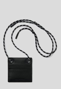 KARL LAGERFELD - K/KARL CH WITH CORD - Across body bag - black - 1