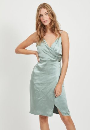 Cocktail dress / Party dress - green milieu