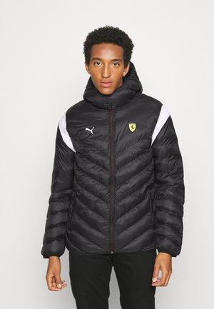 FERRARI RACE JACKET - Light jacket - black