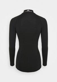 J.LINDEBERG - ÅSA PRINT SOFT COMPRESSION - Sports shirt - black - 7