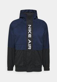 AIR  - Waterproof jacket - midnight navy/black/white