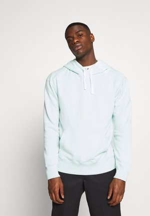 ICON TERRY SOLID - Jersey con capucha - mint