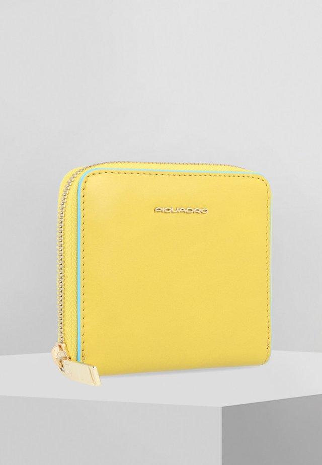 Portemonnee - lemon yellow