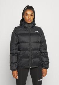 The North Face - DIABLO HOODIE  - Down jacket - black - 0