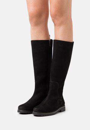 HANNOVER HILL TALL BOOT - Bottes - black