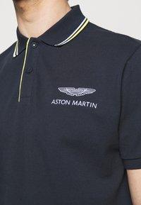 Hackett Aston Martin Racing - Polotričko - navy - 5