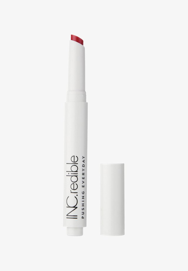 INC.REDIBLE PUSHING EVERYDAY SEMI MATTE LIP CLICK LIPSTICK - Lippenstift - 10047 oh hey