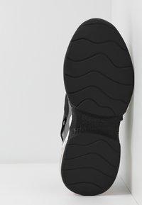 KARL LAGERFELD - SHUTTLE SLINGBACK - Sneakersy niskie - blue - 6