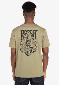 RVCA - Print T-shirt - cactus - 1