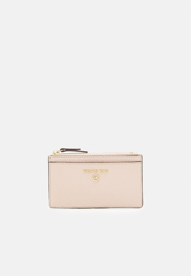 JET SET CHARM SLIM CARD CASE - Wallet - soft pink