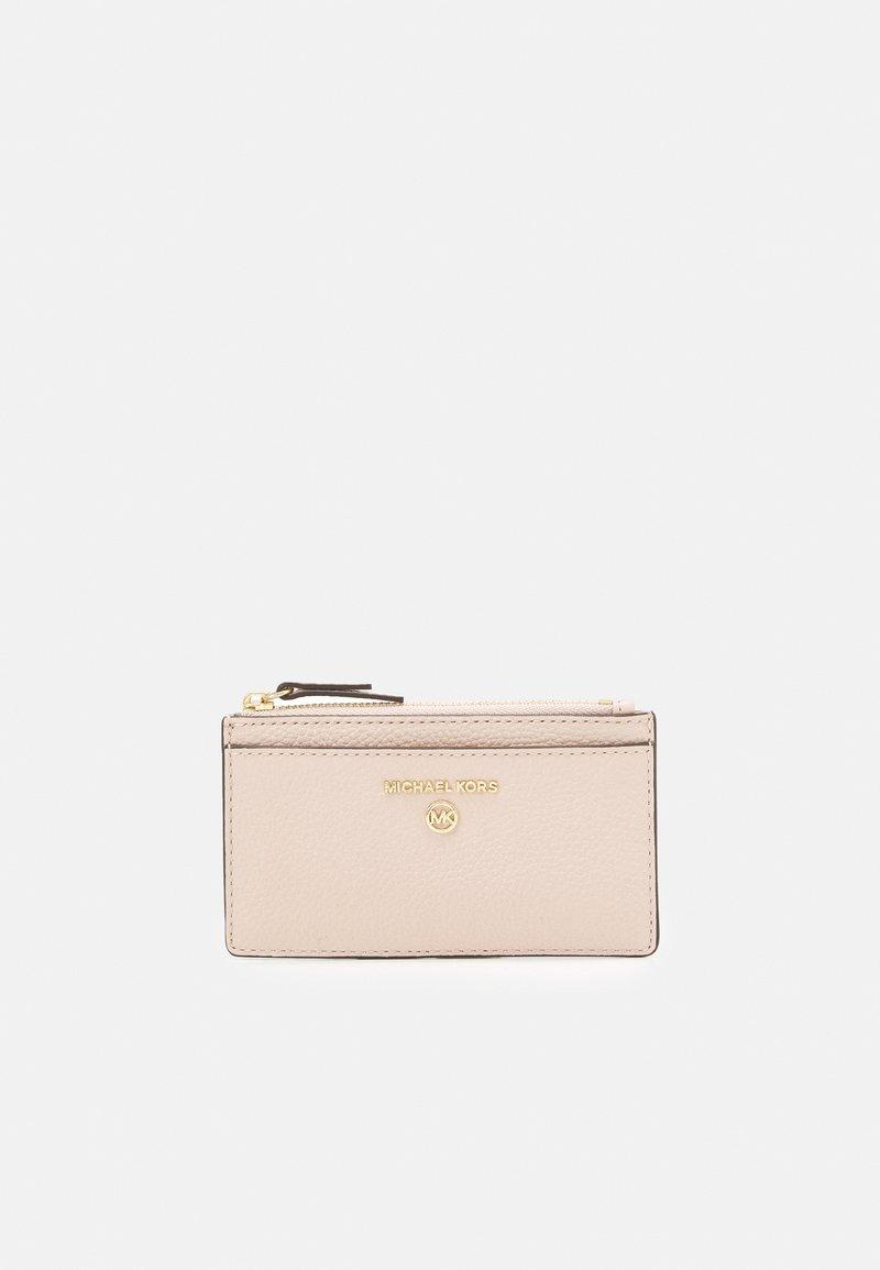 MICHAEL Michael Kors - JET SET CHARM SLIM CARD CASE - Wallet - soft pink