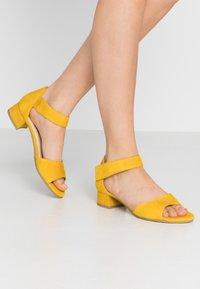 Caprice - Sandals - yellow - 0