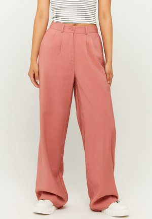 LIGHTWEIGHT  - Trousers - pink
