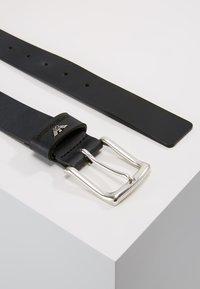 Emporio Armani - CINTURA - Pásek - black - 2
