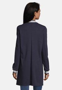 Amber & June - Summer jacket - dark blue - 2