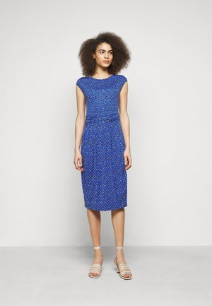 UVETTA - Jersey dress - lichtblau