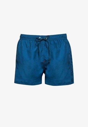 COLORFUL SWIMMING SHORTS - Swimming shorts - teal
