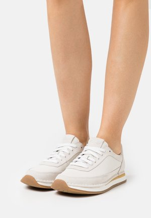 CRAFTRUN LACE - Trainers - white