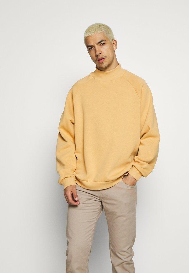 UNISEX - Sweatshirt - tan