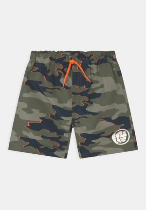 NKMAVENGERS  - Swimming shorts - ivy green