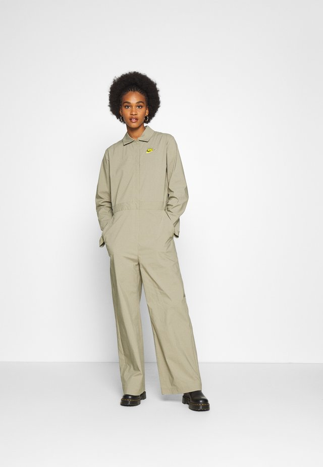 COVERALL - Jumpsuit - mystic stone