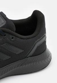 adidas Performance - RUNFALCON 2.0 - Neutrala löparskor - core black - 5