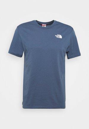 REDBOX TEE   - T-Shirt print - vintage indigo