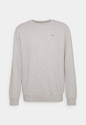 GRAFFIC NOW UNISEX - Sweater - heather grey/blue shadow