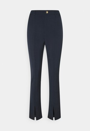 LUNI DRESSED PANT - Trousers - navy