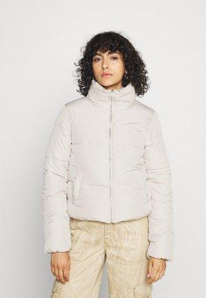 JDYNEWERICA SHORT PADDED JACKET - Winter jacket - moonbeam