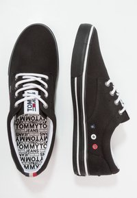 Tommy Jeans - Sneakers laag - black - 1