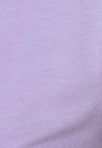 South Beach Petite - SHORT SLEEVE TIE  - Print T-shirt - lilac - 2