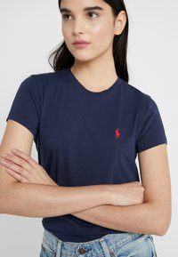 Polo Ralph Lauren - T-shirt basic - cruise navy - 4