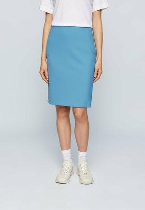 VIKENA - Pencil skirt - blue