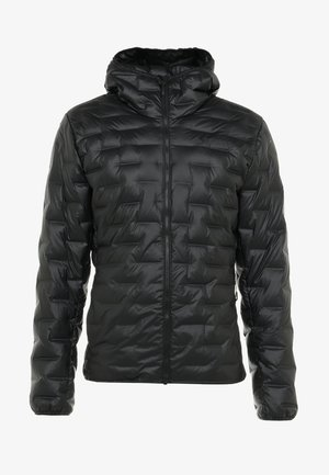 LIGHT DOWN - Down jacket - black