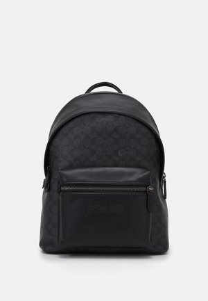 SIGNATURE CHARTER BACKPACK UNISEX - Batoh - charcoal