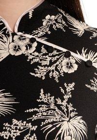 Vive Maria - TROPICAL ASIAN - Jumper dress - schwarz allover - 4