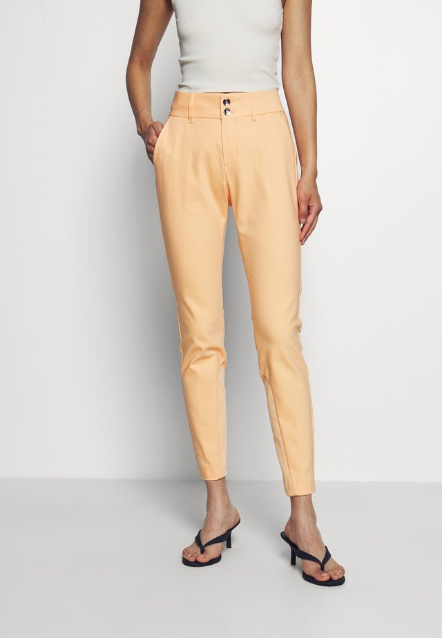BLAKE NIGHT PANT SUSTAINABLE - Pantalon classique - peach cobbler