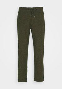 Lindbergh - PANTS - Trousers - army - 4