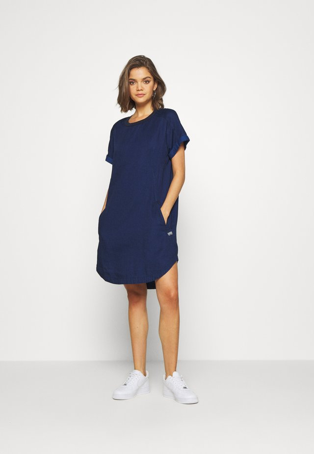 WOVEN  - Denimové šaty - rinsed