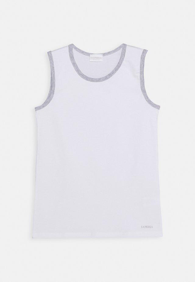 Unterhemd/-shirt - bianco