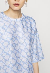 By Malene Birger - SIKA - Blouse - pacific blue - 6